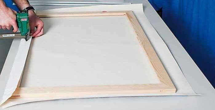 Canvas Frames and Framing Services